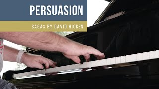 Persuasion - Piano Solo by David Hicken