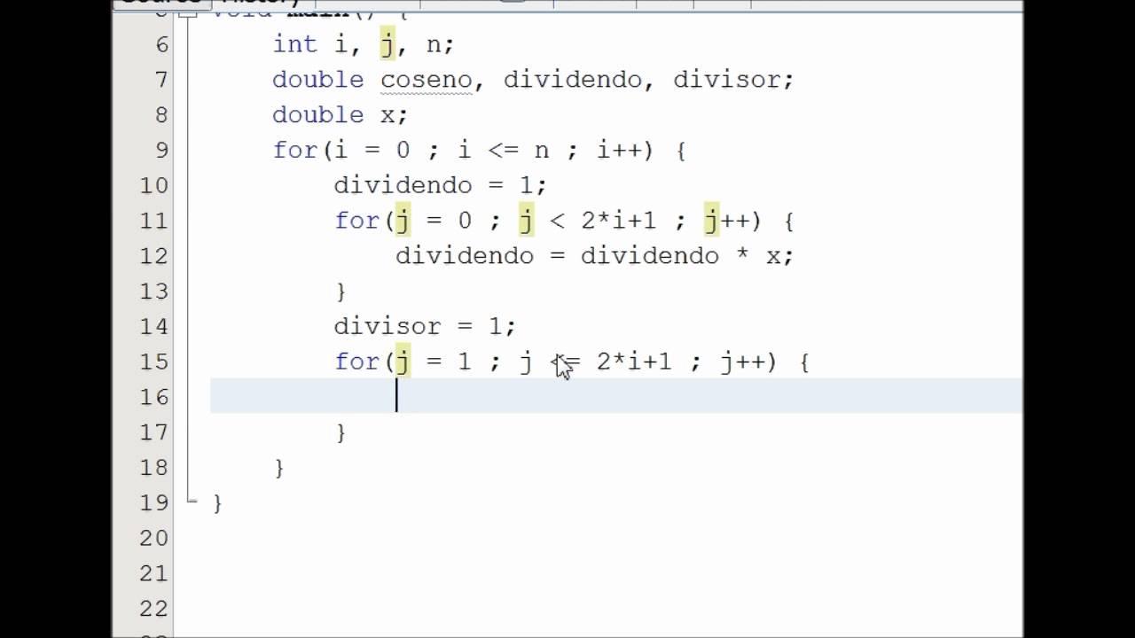 Programar La Aproximacion De Sin X Por Taylor Youtube