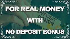 Real Money Online Slot Machines With No Deposit Bonus ~ (18+)