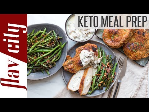 Keto Stuffed Pork Chops - Bodybuilding Bulk Shred Recipes