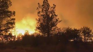 Bootleg fire continues its tear through Oregon