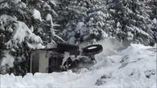 XKAG Films - Ligne Hydro Avec Le 8+, Hiver 2012