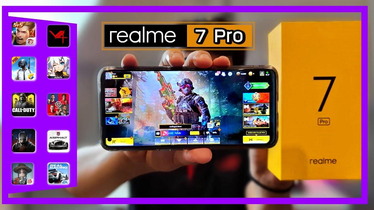 10 เกมกับ realme 7 Pro | ได้อย่างก็เสียอย่าง (ปรับสุด+บันทึกจอ)