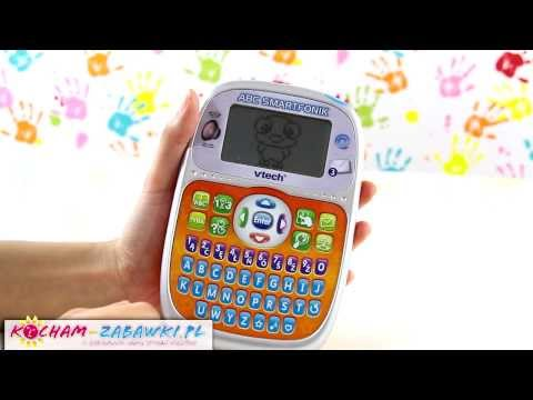 ABC Text And Go / ABC Smartfonik - VTech - 60237 - Recenzja