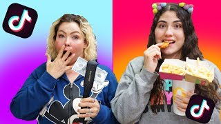 We TESTED VIRAL TIK TOK LIFE HACKS!!