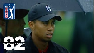 Tiger Woods wins 2003 Bay Hill Invitational presented by Cooper Tires Chasing 82