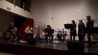 Auditorium Mosconi Borgotaro PR Gruppo Pangea Quarta  parte 22 02 2015
