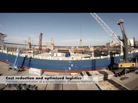 Liebherr - Ship Crane Retrofits