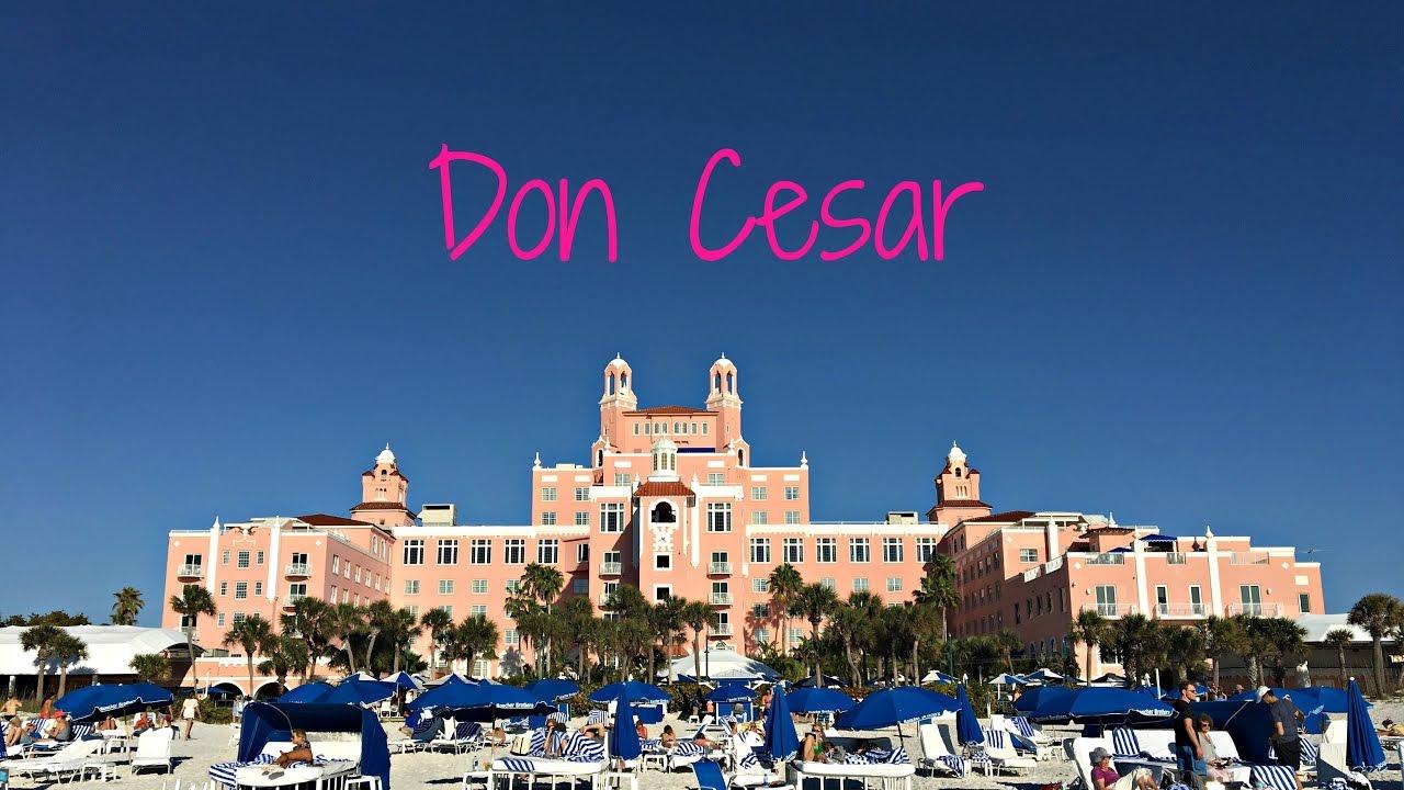 Don Cesar History Tour