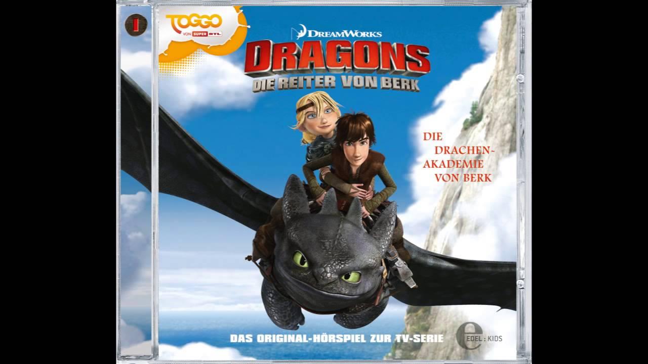 dragons die reiter von berk die drachenakademie von berk folge 1 episode 1 h rspiel. Black Bedroom Furniture Sets. Home Design Ideas