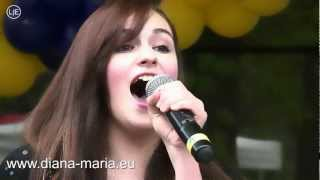 Whitney Houston - I Have Nothing COVER by Diana-Maria (14 yr) R.I.P. Remembering
