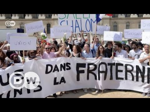Why Are Young Jews Emigrating To Israel From France? | DW English