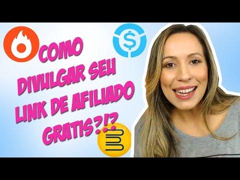 💡 COMO DIVULGAR seu Link de AFILIADO GRÁTIS e gerar CONTEÚDO INFINITO   Luana Franco