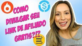 💡 COMO DIVULGAR seu Link de AFILIADO GRÁTIS e gerar CONTEÚDO INFINITO | Luana Franco thumbnail