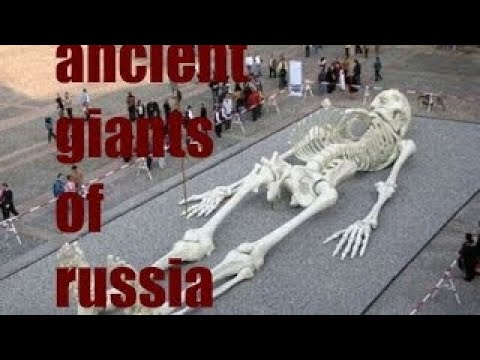 Dolmans and the ancient giants of Russia/ megalithic builders still living
