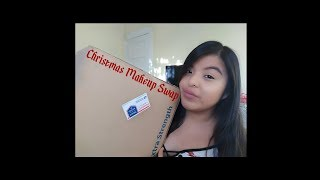 Christmas Makeup Swap With Merced Mendoza