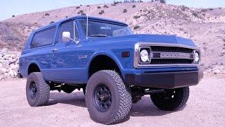 1969 Chevrolet K5 Blazer ICON Reformer Video Tour! 1