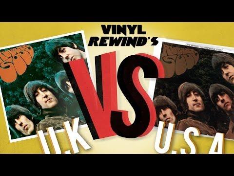 Vinyl Rewind - The Beatles Rubber Soul - UK vs. USA