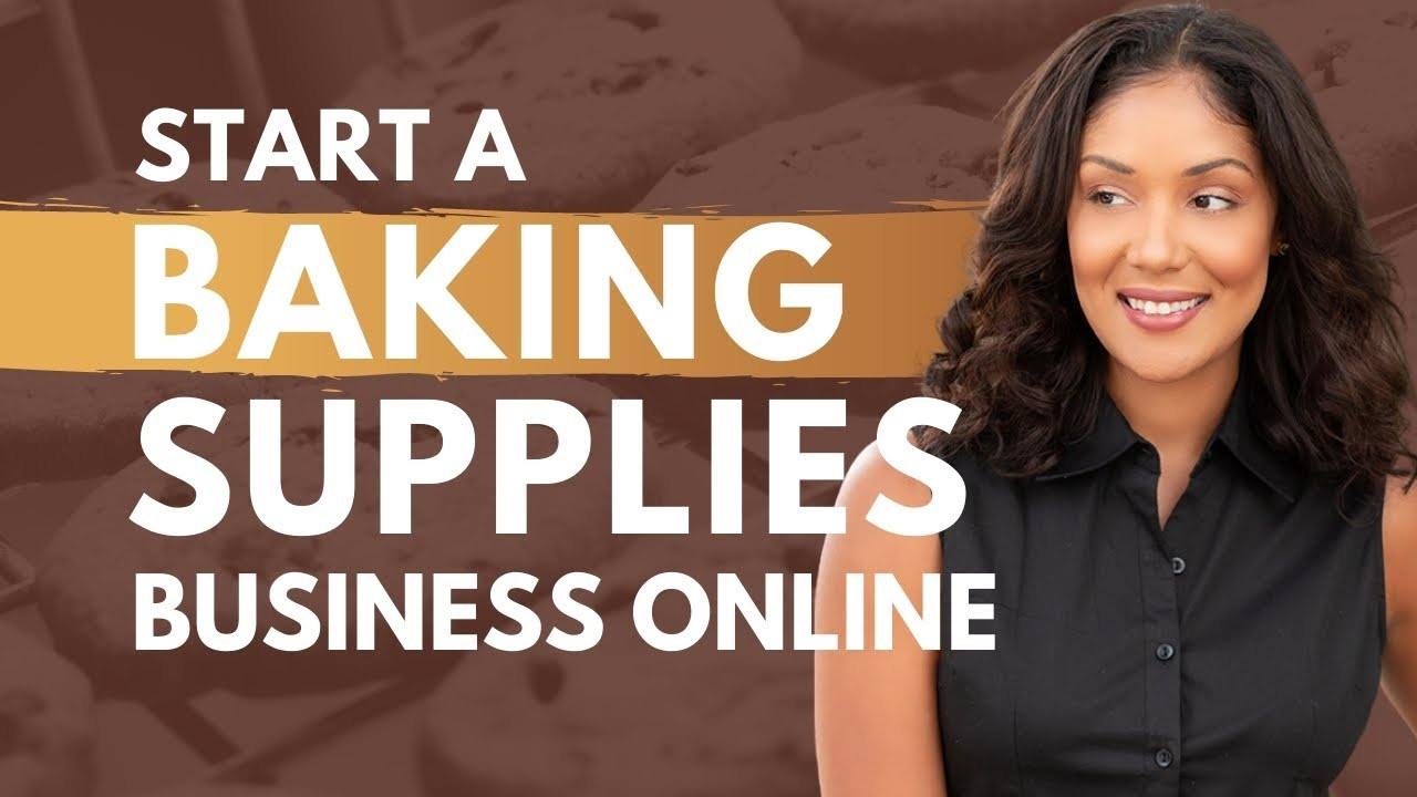 How to Start a Baking Supplies Store Online