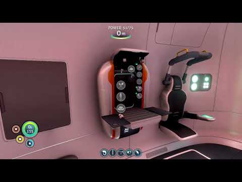 Benchy Plays Subnautica Ep. 03, SeaGlide Base