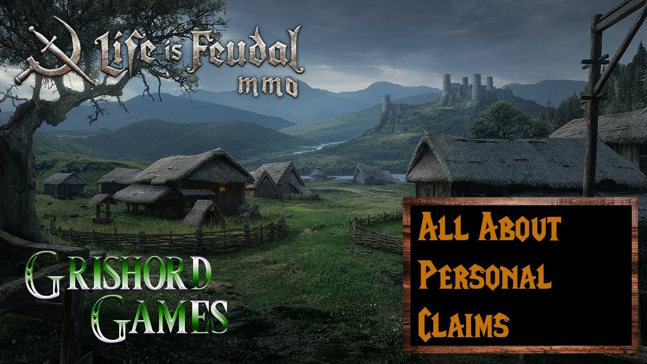 How to play guide for Life is Feudal: MMO - Official Life is