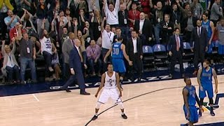 Rodney Hood With The Game Winning 3 Pointer! 12.16.16.