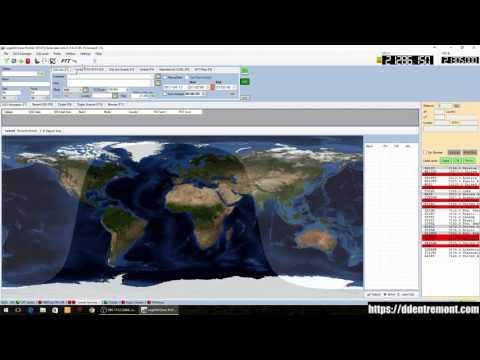 Ham Radio: Log4OM Video Demonstration #3.5 - Rig Control And CAT Using OmniRig
