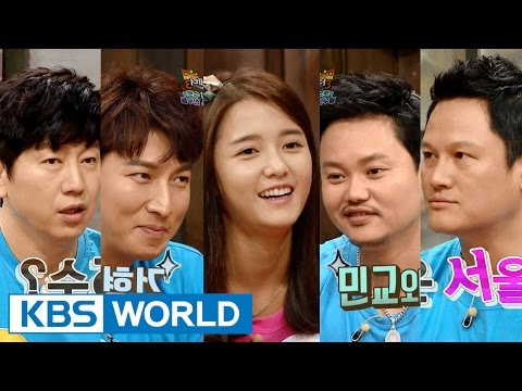 Happy Together - Nam Bora, Kim Minkyo, Kim Sooro & more! (2015.09.03)