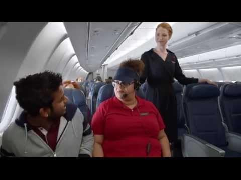 Delta's New Amazing Safety Video