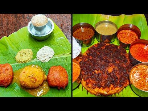 மதுரையின் தனித்துவமான உணவுகள் | unique foods of Madurai - part 01 | MSF
