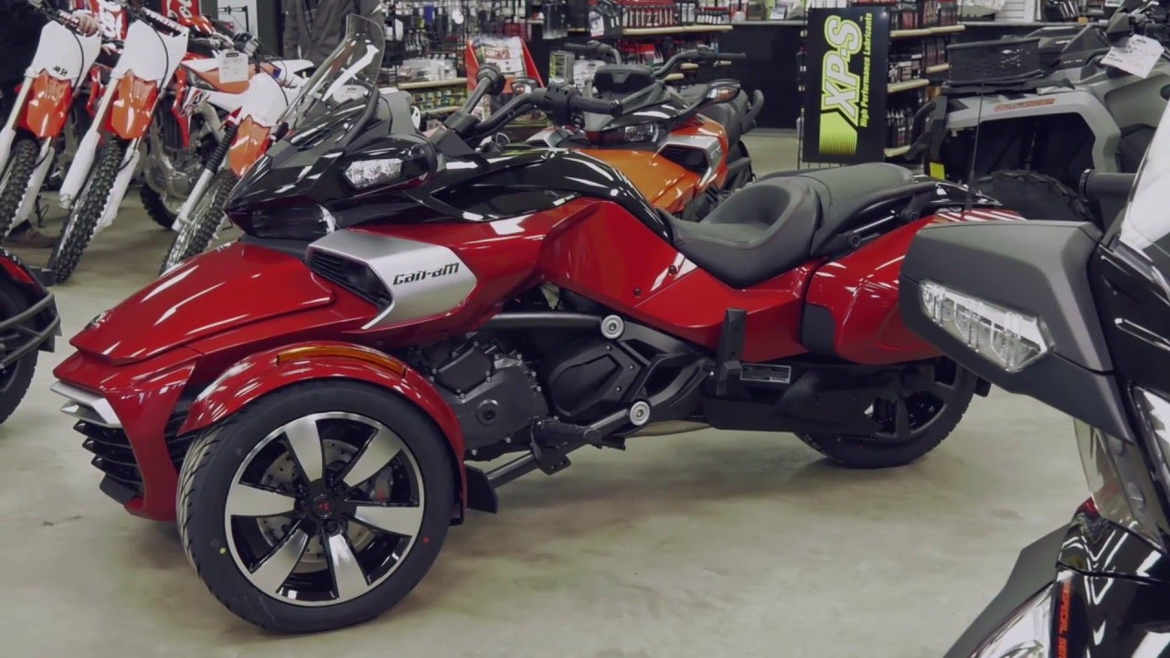 can am spyder rt can am spyder f3 limited ams moto youtube. Black Bedroom Furniture Sets. Home Design Ideas