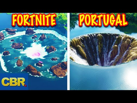 10 Fortnite Locations In Real Life thumbnail