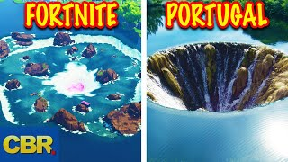 10 Fortnite Locations In Real Life