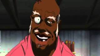 The Boondocks - NIGERIAN MONKEY POX