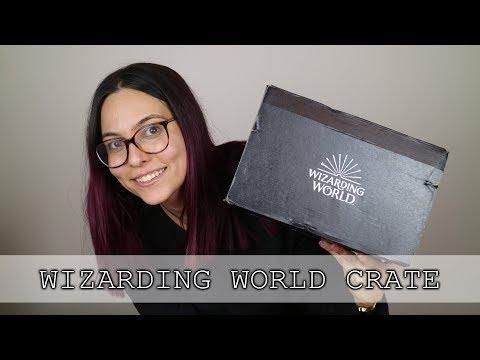Wizarding World Crate  Magical Creatures - Temmuz 2018