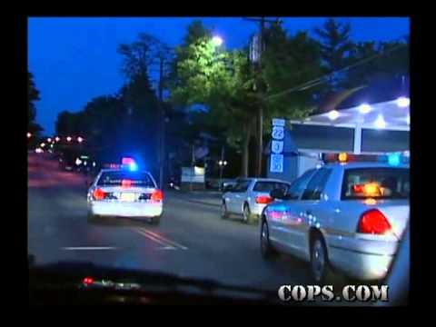 Toughest Takedowns, Officer Erik Nelson, COPS TV SHOW