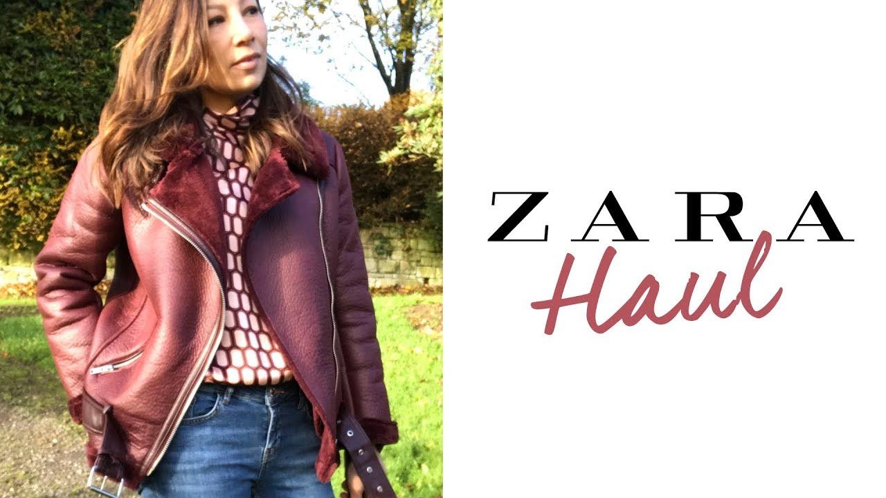Zara Winter Lookbook #1 2017/18   natashagibson 1