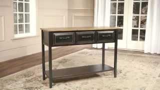 Aiden Console Table Amh6502a