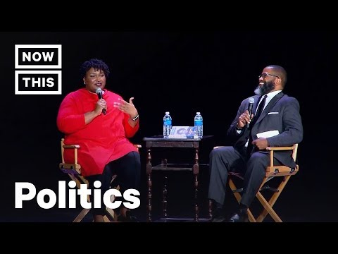 Why We Must Question the Mueller Report Summary, According to Stacey Abrams | NowThis