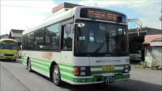 【バス走行音】羽島市コミュニティバス 大須→羽島市役所前駅 SDG-LR290J1