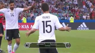 Germany advance to Confederations Cup final with 4-1 win over Mexico