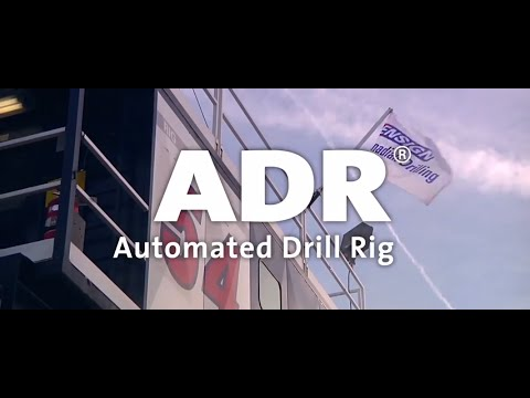 RIG-UP WITH ENSIGN: The ADR Rig