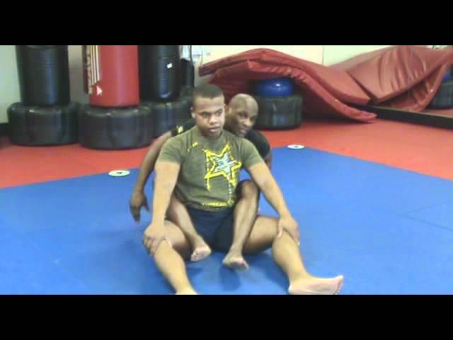 Back Attacks with BJJ Black Belt