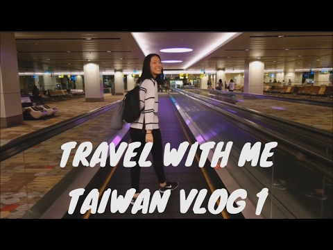 IS IT HARD TO BE VEGAN IN A FOREIGN COUNTRY?   TAIWAN TRAVEL VLOG #1