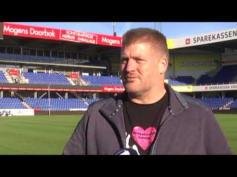 Randers FC hylder veteranerne til ALKA Superliga CSR-dag