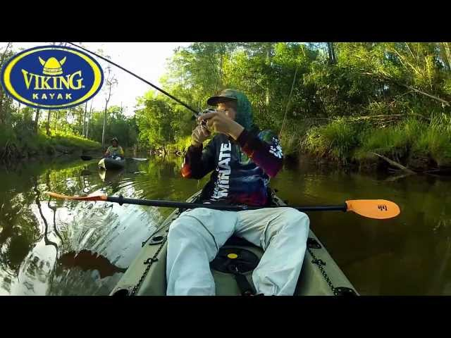 Viking Espri- Bass Fishing Aidan Roberson