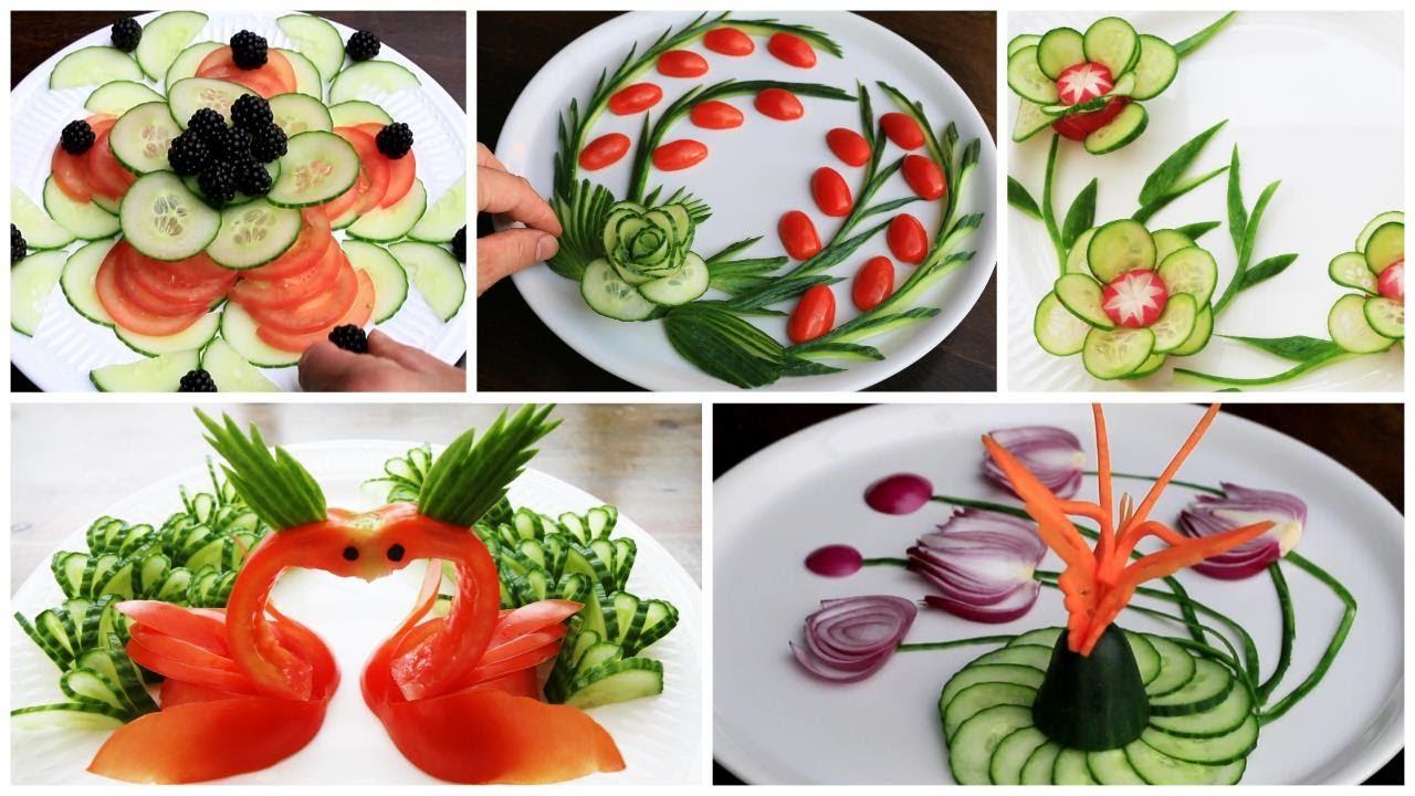 5 Super Salad Decoration Competition Ideas