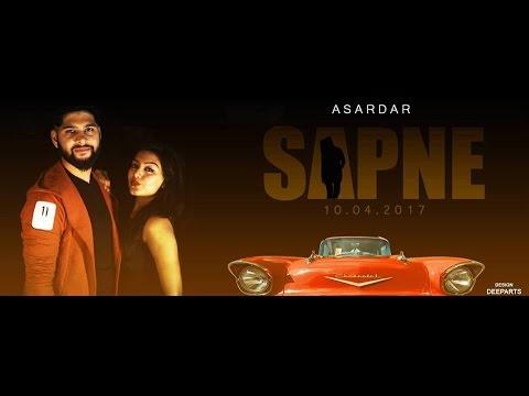 Latest Hindi Rap Song 2017 | Sapne (Future) - Asardar | Desi Hiphop | Official Video 2017