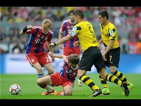 Download Dortmund vs Bayern Munich 2014 | All Goals & Highlights HD 13/08/2014