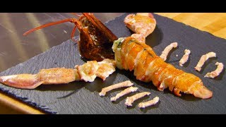 Gordon Ramsay teaches you how to kill a lobster